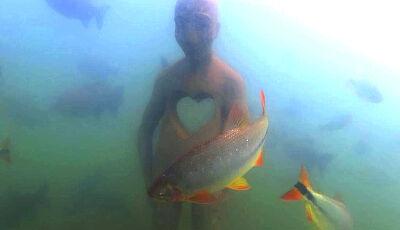 Nascente Azul projeta primeiro museu subaquático de água doce