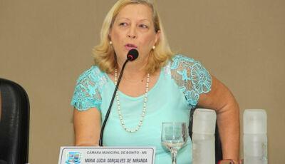 Vereadora pede preservação dos córregos Bonito e Restinga que cortam a área urbana de Bonito (MS)