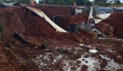 Treze cidades em emergência por causa das chuvas no Estado