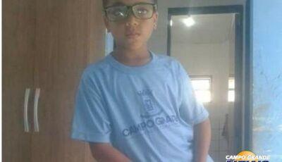 Morre na Santa Casa menino de 9 anos que se afogou em lagoa na Capital