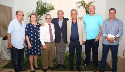 Toma posse novo presidente do Hospital Darci João Bigaton em Bonito (MS)