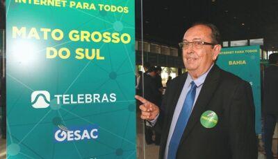 BONITO: Odilson assina, e Águas do Miranda, Guaicurús e Balneário terão internet para todos