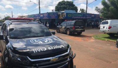 Juízes afirmam que morte de policial expõe insegurança de agentes em MS