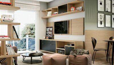 Italínea Dourados destaca os 5 motivos para ter móveis planejados em casa