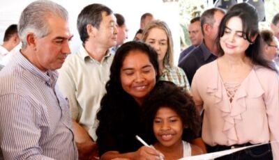 Reinaldo Azambuja anuncia construção de pronto socorro e pavimentação em Bodoquena