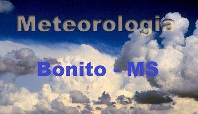 Bonito e mais 51 municípios do MS, Inmet emite alerta de tempestade nesta quinta-feira