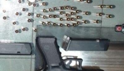 Preso pistoleiro suspeito de participar da execução de policial civil na fronteira