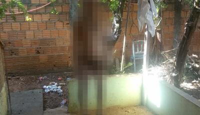 Denunciado por pendurar cão é achado morto no mesmo local onde animal estava no MS