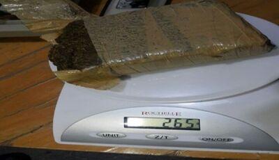 Adolescente é apreendido vendendo drogas dentro de escola no Estado