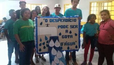 E.M.R. Águas do Miranda representará Bonito na Conferência Nacional Infanto Juvenil de Meio Ambiente
