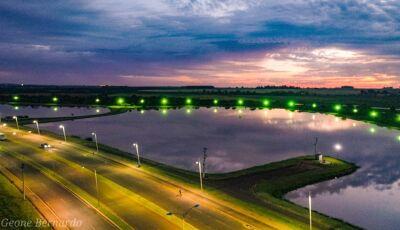 FERIADÃO: Nova frente fria chegando com chuva e queda de temperatura em MS