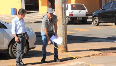 Engenharia faz levantamento para instalação de semáforos em Bonito (MS)
