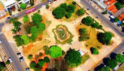 Prefeitura vai iluminar Praça da Liberdade e CMU em Bonito (MS)