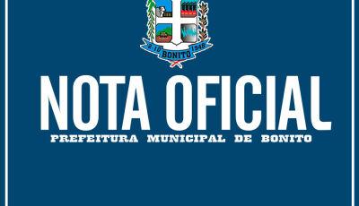 Greve dos caminhoneiros: Prefeitura deve suspender serviços a partir de segunda-feira em Bonito (MS)