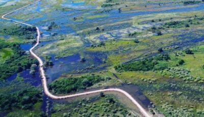 Governo do MS abriu 29KM da MS-243 e integra região isolada do Pantanal fortalecendo setor produtivo