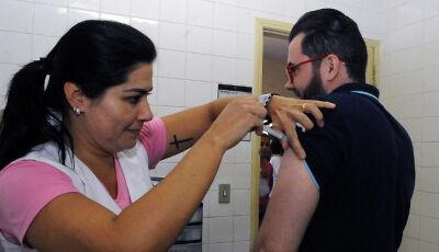 Ministério da Saúde prorroga campanha de vacinação contra Influenza para 15 de junho