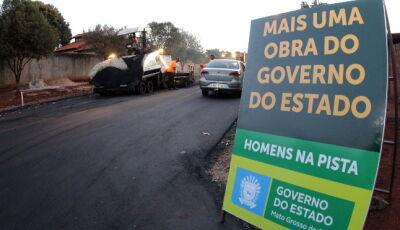 Governo do Estado assina contrato de R$ 4,4 milhões para pavimentação de ruas de Jardim