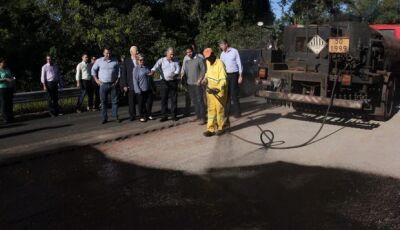 Ações do governo do Estado totalizam R$ 111 milhões em obras em Bonito (MS)