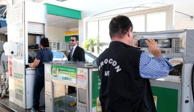 Procon e Sinpetro estabelecem valores de combustíveis a serem praticados em Campo Grande