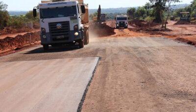 ROTA TURÍSTICA: Rodovia entre Jardim e Bonito está 98% concluída