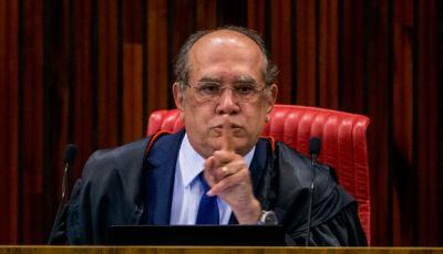 Gilmar Mendes manda soltar quatro presos em operação da PF