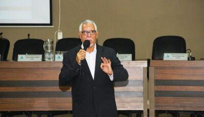 SEMEC realiza palestra 'Professores que fazem a diferença' em Bonito