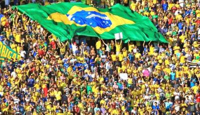 Prefeitura terá horário especial em dias de jogos da seleção em Bonito (MS)
