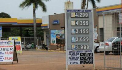 MS é um dos estados em que redução do diesel deve chegar aos R$ 0,46