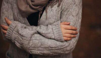 Sensibilidade exagerada ao frio pode ser doença; mulheres são principais vítimas