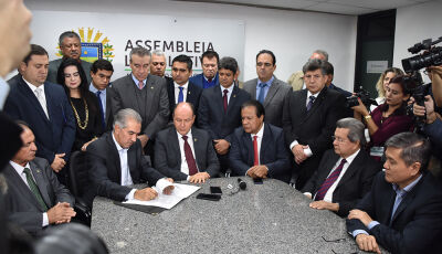 Assembleia Legislativa do MS aprova redução do ICMS do diesel