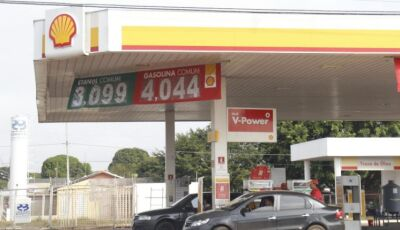 Confira os 26 postos que a gasolina já pode ser encontrada a R$ 4,04 em postos de Campo Grande
