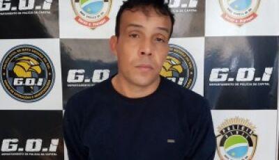 Estelionatário é preso por aplicar golpes em pelo menos quatro cidades de MS