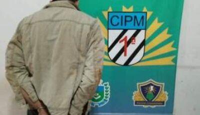 Polícia Militar prende homem por descumprimento de decisão judicial em Bonito (MS)