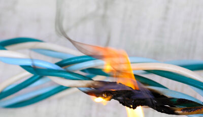 MS é o 3º estado onde mais acontecem incêndios gerados por curto-circuito