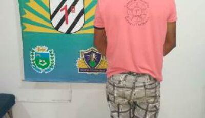 PM prende em flagrante autor por dirigir embriagado e provocar acidente em Bonito (MS)