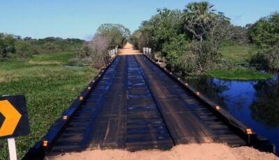 Governo do Estado garante estradas em boas condições na cheia favorecem turismo e pecuária