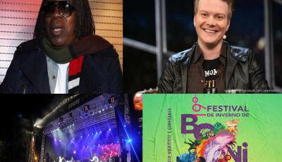 FIB 2018 promete e possível programação dos shows é definida para o festival em Bonito