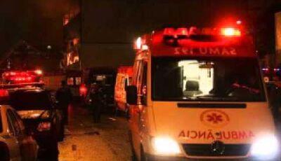 Condutor morre ao ser arremessado de carreta após capotagem em Nova Alvorada do Sul