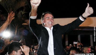 Em Campo Grande, Jair Bolsonaro lidera intenções de votos para presidência
