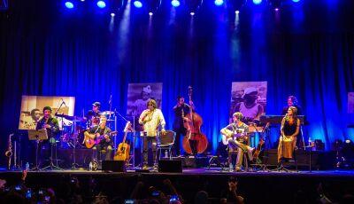 BONITO: Milton Nascimento faz do show um desabafo coletivo pelas causas sociais e emociona público