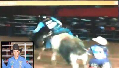 VÍDEO: Peão de 24 anos morre pisoteado por touro durante rodeio