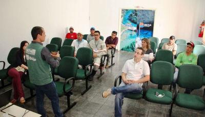 Reunião com empresas debate 'poda' e 'corte' de árvores em Bonito (MS)