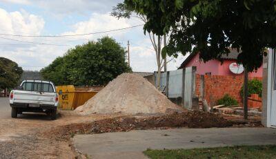 Decreto proíbe entulho de construção em ruas e calçadas em Bonito (MS)