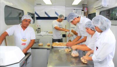 Prefeitura concede espaço e SENAI realizará cursos profissionalizantes em Bonito