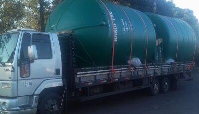 BONITO: Balneário ficará fechado para instalar novo e moderno sistema de tratamento de efluentes