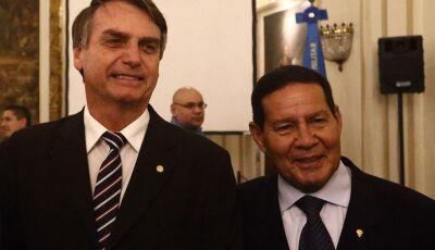 PRTB indica General Mourão para vice na chapa de Jair Bolsonaro