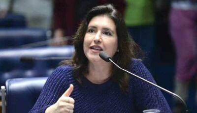 Simone Tebet desiste de concorrer ao Governo do Estado de Mato Grosso do Sul