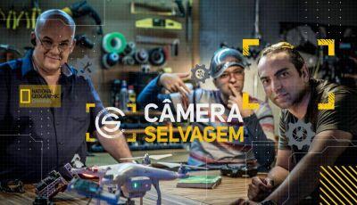 Palestra 'Câmera Selvagem' com Cristian Dimitrius, cinegrafista do Faustão será hoje em Bonito (MS)