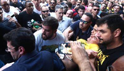 Polícia Federal prende suspeito de esfaquear Bolsonaro