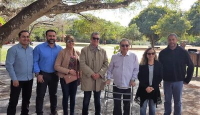 BONITO: SESC Balneário deve ser inspirado no Balneário Municipal e capacidade de até 500 pessoas dia